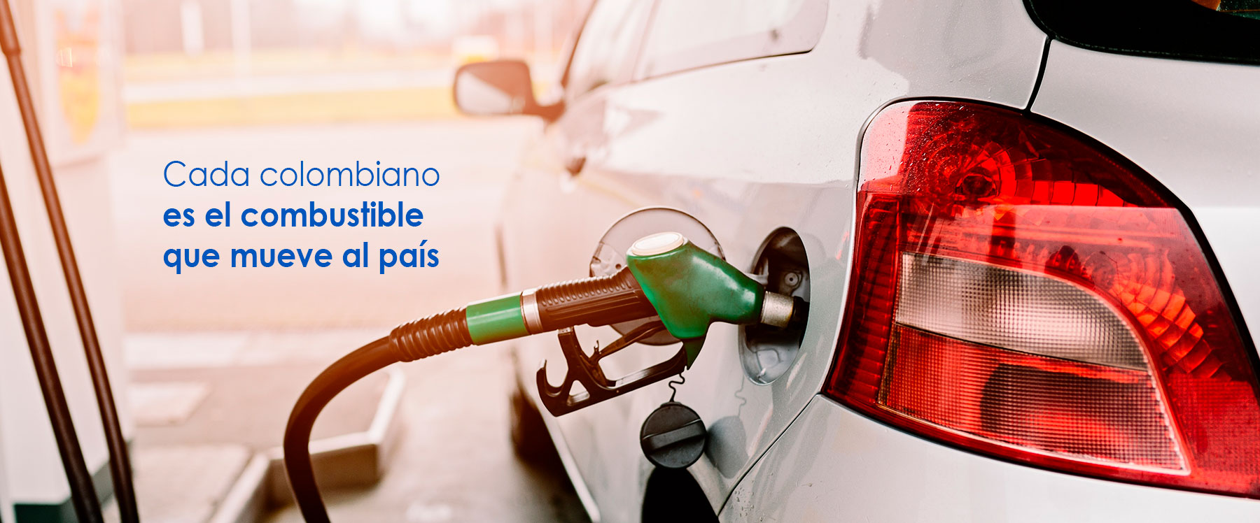 Combustibles colombiano Zeuss