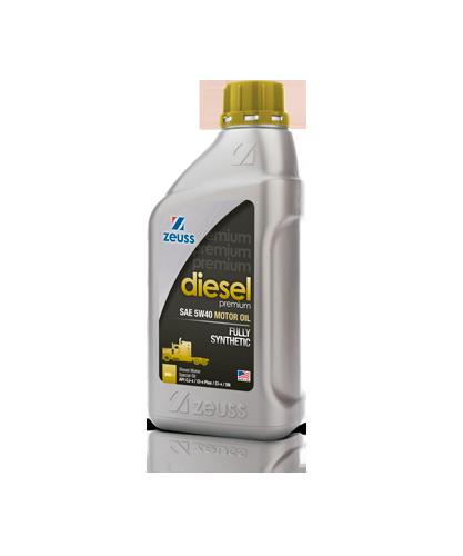 Lubricante Diesel Premium
